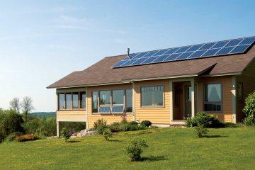 Autonominės saulės jėgainės