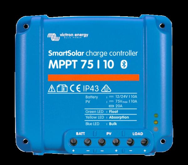 Victron SmartSolar MPPT 75/10 įkrovimo valdiklis
