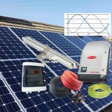 Trifazės saulės elektrinės